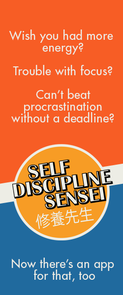 Learn more about Self Discipline Sensei